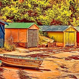 Wallaroo Images - Boatsheds