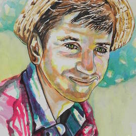 Chrisann Ellis - Bob Denver as Gilligan