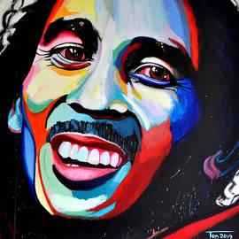 Ton Peelen - Bob Marley
