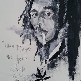 Vidya Vivek - Bob on weed
