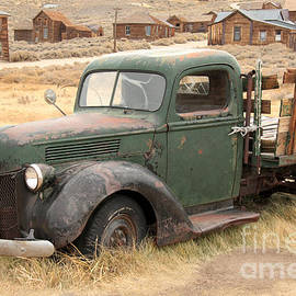 Frank Townsley - Bodie relic