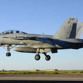 Brian Lockett - Boeing FA-18F Super Hornet BuNo 166659 Landing 2 NAF el Centro October 24 2012