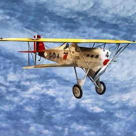 Susan Savad - 1920s Biplane