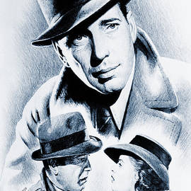 Andrew Read - Bogart silver screen