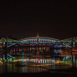 Alexander Senin - Bogdan Khmelnitsky Bridge over the Moscow River - Featured 3