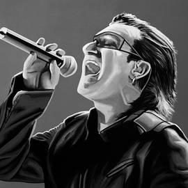 Meijering Manupix - Bono U2