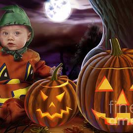 Bedros Awak - Boo Baby Pumpkins