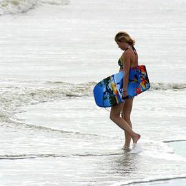 Gary Gingrich Galleries - Boogie Board Beach 0669