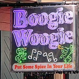 Kathy K McClellan - Boogie Woogie In New Orleans