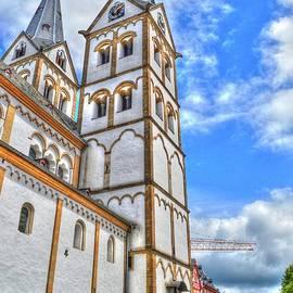 Linda Covino - Boppard Germany cathedral
