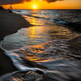Adrian Evans - Boracay Sunset