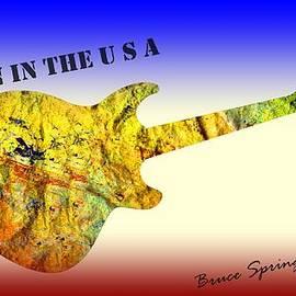 David Dehner - Born In the U S A Bruce Springsteen