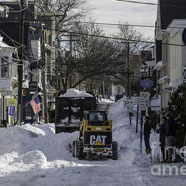 Joe Geraci - Borough Blizzard Cleanup