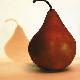 Shawna  Rowe - Bosc Pear Sees Its Shadow
