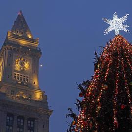 Juergen Roth - Boston Christmas Tree Lighting