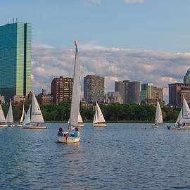 Brian MacLean - Boston from the Charles