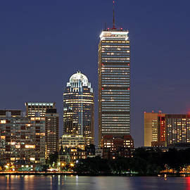 Juergen Roth - Boston Landmarks and Sheraton Hotel