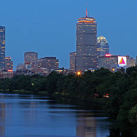 Juergen Roth - Boston Nightscape