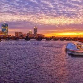 Joann Vitali - Boston Sky