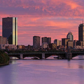 Juergen Roth - Boston Sunset