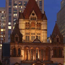 Juergen Roth - Boston Trinity Church