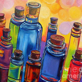 Julie Brugh Riffey - Bottled Rainbow