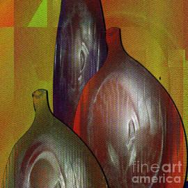 Iris Gelbart - Bottles 2