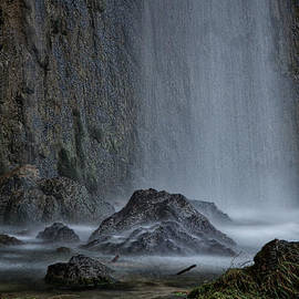 Stuart Litoff - Bottom of a Waterfall