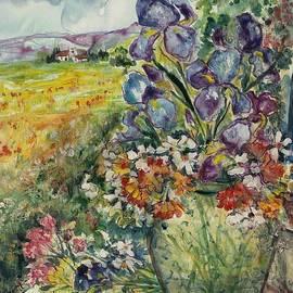 Elaine Elliott - Bouquet de Provence