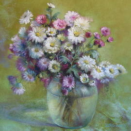 Elena Oleniuc - Bouquet of autumn