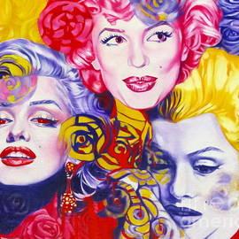 Rebecca Glaze - Bouquet Of Marilyn