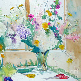 Andre MEHU - Bouquet Study