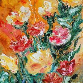 Teresa Wegrzyn - Bouquet