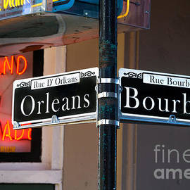 Jerry Fornarotto - Bourbon and Orleans