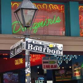 Margaret Bobb - Bourbon and St Louis