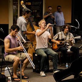 Greg Kluempers - Bourbon Street Musicians NOLA DSC05986