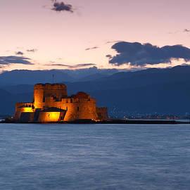 Milan Gonda - Bourtzi castle in Nafplio.