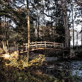 Bill Cannon - Bow Bridge at Valley Creek