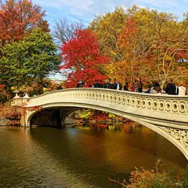 Allen Beatty - Bow Bridge Central Park