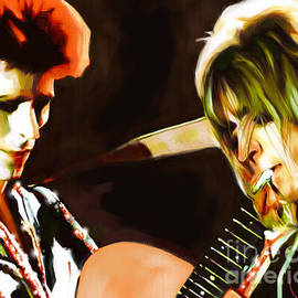 John Lowther - BOWIE n RONNO