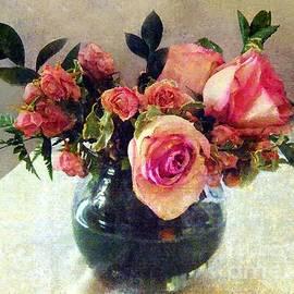 RC DeWinter - Bowl Full of Roses
