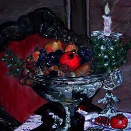 Helena Bebirian - Bowl of Holiday Passion