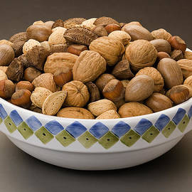 Danny Smythe - Bowl of Mixed Nuts