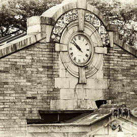 Regina Geoghan - Bowling Green Station Clock NYC