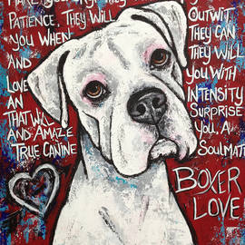 Stephanie Gerace - Boxer Love
