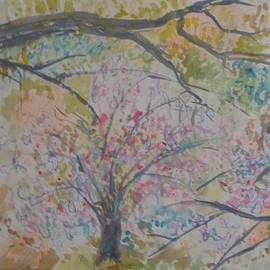 Esther Newman-Cohen - Branches in Sway