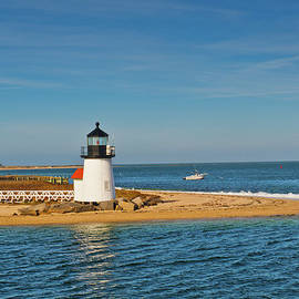 Marianne Campolongo - Brant Point Lighthouse Nantucket