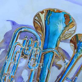 Jenny Armitage - Brass Candy Trio