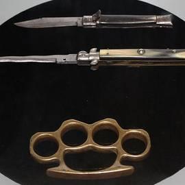Steven Parker - Brass Knuckles and Knives