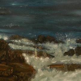 Nicla Rossini - Breaking waves